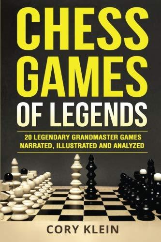 Best chess games of legends list