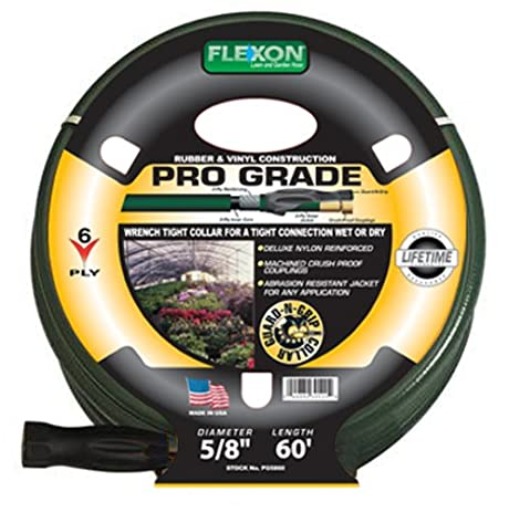 Flexon 5/8 Inch By 60 Foot Professional Guard N Grip