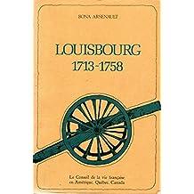 Louisbourg 1713-1758