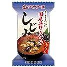 アマノフーズ フリーズドライ 国産具材 使用 まごころ一杯 おみそ汁 ( しじみ 汁 ) 5食 セット