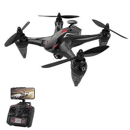 L@LILI Drone RC con videocámara HD Vídeo en Vivo Quadcopter WiFi ...