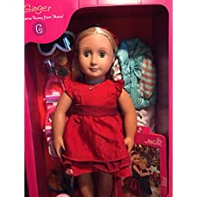 """Our Generation Deluxe Doll - Ginger & """"Home Away from Home"""""""