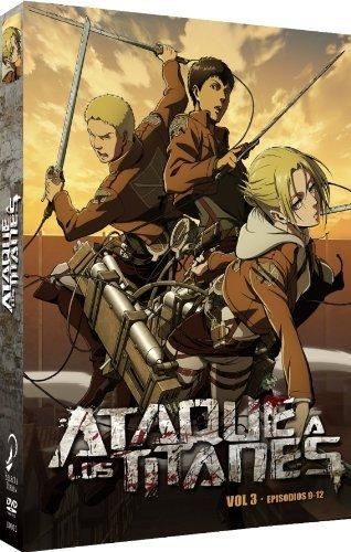 Ataque A Los Titanes - Volumen 3: Amazon.es: Cine y Series TV