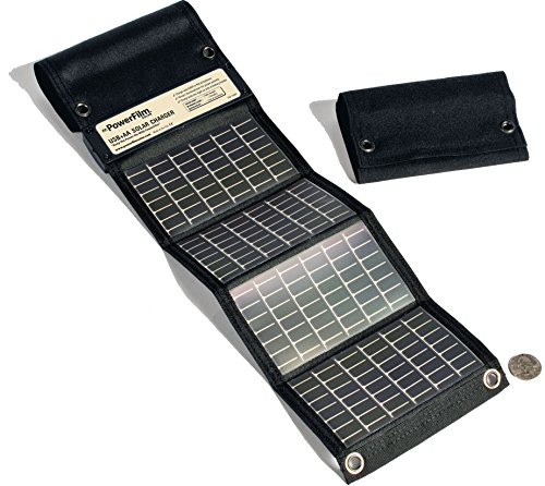 Solar Panel Aa Battery Charger - 4