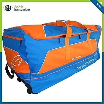 MERCIAN para Hockey Portero Bolsa Xtreme (azul/naranja ...