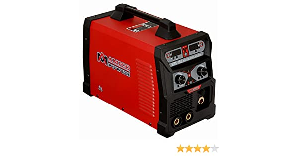 MTS-185, 185 Amp MIG TIG-Torch Stick Arc Combo Welder, Weld Aluminum(MIG) 110/230V Dual Voltage Welding New - - Amazon.com