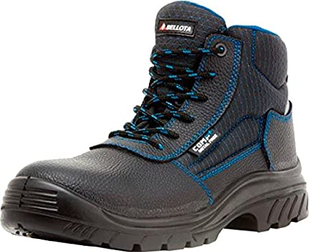 Bellota 7230743S3 Bota de seguridad, Negro, 43: Amazon.es ...