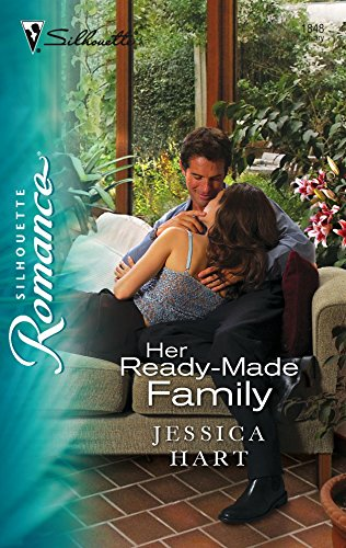 Her Ready-Made Family (Silhouette Romance) (Never Have To Waste Money)