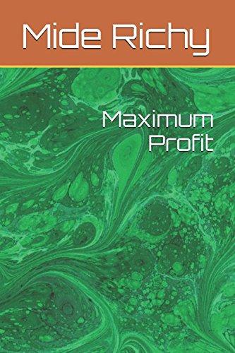 Maximum Profit pdf