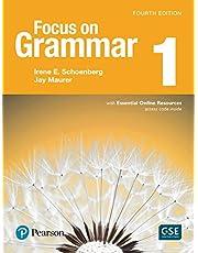 Focus on Grammar 1 with Essential Online Resources