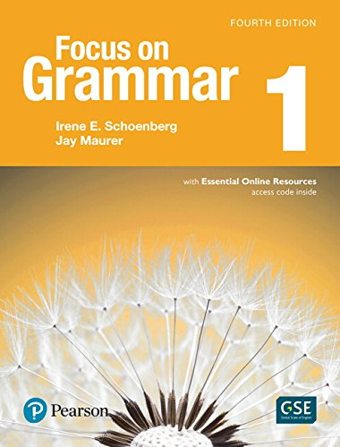 Focus on Grammar 1 with Essential Online Resources