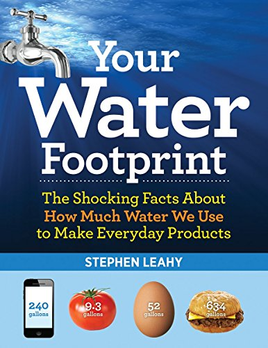 Your Water Footprint: How Much Water We Use