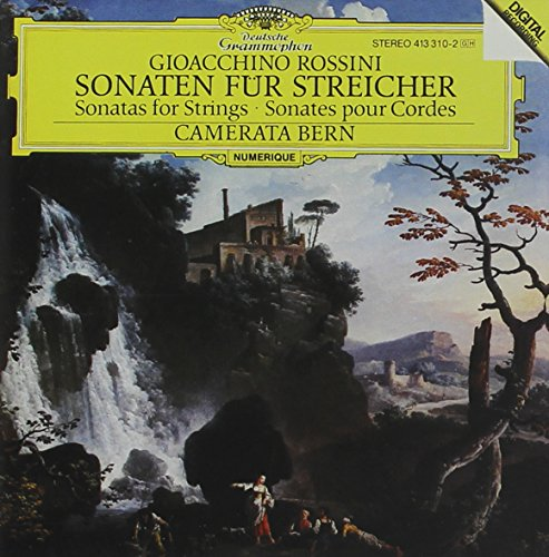 Rossini: Sonatas for Strings