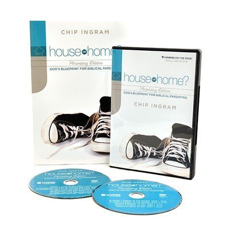 House or Home - Parenting Personal Study Kit (1 DVD Set & 1 Study Guide) By: Chip Ingram - Living on the Edge Personal Study Kits Series 2012 by Chip Ingram (2012-05-04) (Ingram Home Or House Chip)