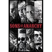 NMR PAS0348 Sons of Anarchy Samcro Decorative Poster