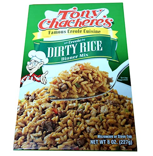 Tony Chacheres Rice Dinner Dirty Rice, 8 oz
