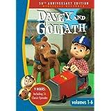 Davey & Goliath Vol. 1-6 DVD Set by Bridgestone