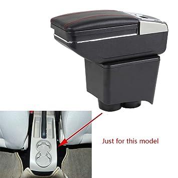 Voiture 2002 Support Rotative Polo Mk4 Pour Box Cuir Accoudoir De 8OmyNn0vw