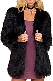 Womens Fur and Faux Fur Jackets | Amazon.com