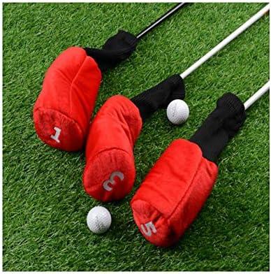 Cubierta for cabeza de club de golf, exquisita y duradera ...