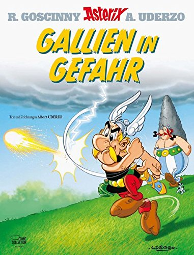 Asterix 33: Gallien in Gefahr Gebundenes Buch – 3. Mai 2018 Albert Uderzo Klaus Jöken Egmont Comic Collection 3770436334
