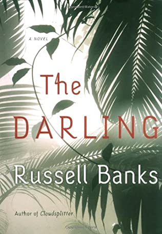 book cover of The Darling