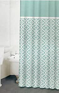 Amazon.com: Waverly Lovely Lattice Shower Curtain: Home