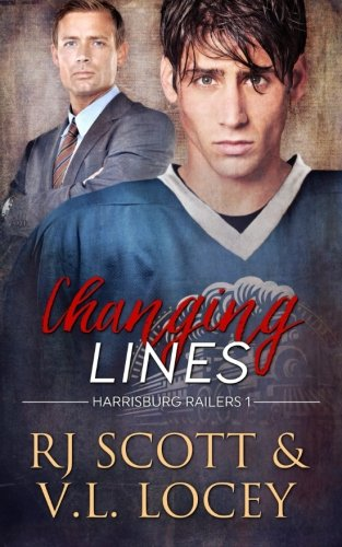 Books : Changing Lines (Harrisburg Railers) (Volume 1)
