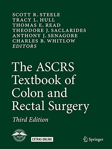 The ASCRS Textbook of Colon and Rectal (Ascrs Textbook)