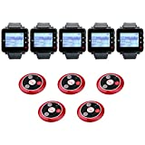 Retekess T128 Caregiver Pagers,Restaurant Pager