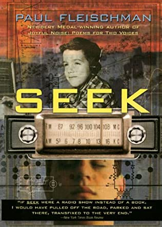 book cover of Seek