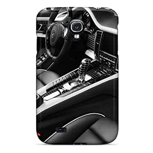 ChrismaWhilten Fashion Protective Interior Porsche Panamera Stingray Cases Covers For Galaxy S4