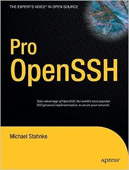 Pro OpenSSH (Expert's Voice in Open Source)
