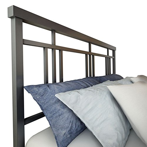 - Amisco Cottage Metal Headboard Only, Queen Size 60
