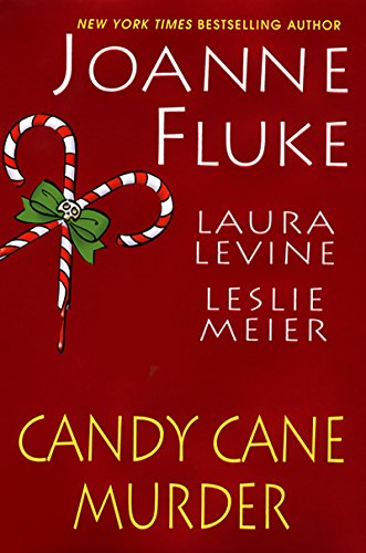 Candy Christmas Canes Past - Candy Cane Murder