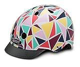 Nutcase - Patterned Street Bike Helmet for Adults, Kaleidoscope, Medium