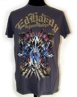Ed Hardy Death Angel Shirt Lover (A9DBAAQC / dark grey)