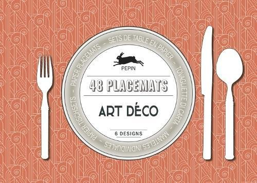 Download Art Deco: Placemat Pad (English, Spanish, French, Italian and German Edition) ebook