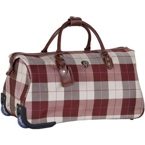 calpak-chalet-mahogany-21-inch-premium-rolling-duffel