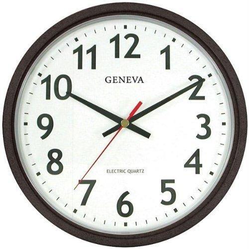 Geneva 14 Inch Electric Quartz Clock product image