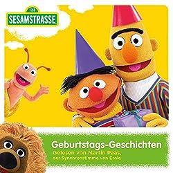 Sesamstraße: Geburtstags-Geschichten