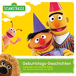 Sesamstraße: Geburtstags-Geschichten Hörbuch