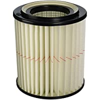 Craftsman 9-17809 Orange Stripe Wet/Dry Vacuum Filter