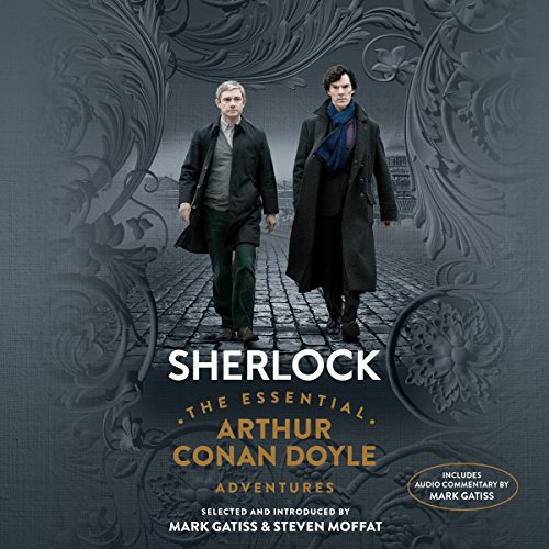 Sherlock: The Essential Arthur Conan Doyle Adventures Audiobook [Free Download by Trial] thumbnail