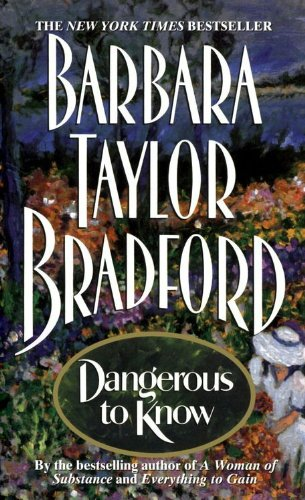 book cover of Dangerous to Know