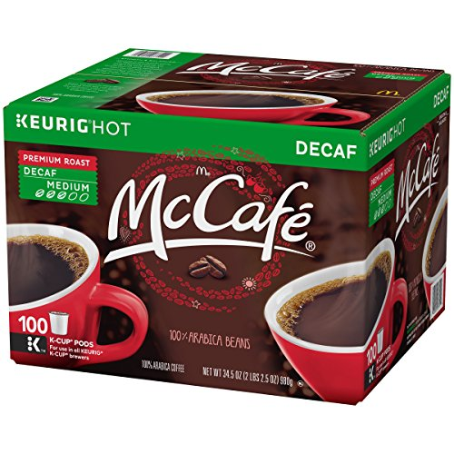 Mccafe Decaf Coffee K Cups 100 Count Coupon Deal