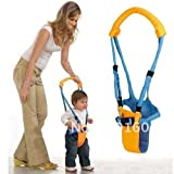 New Belt Moon Baby Walker – Learn To Walk Assistant/Helper-Orange and blue