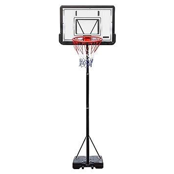PEXMOR - Canasta de Baloncesto portátil con Altura Ajustable ...