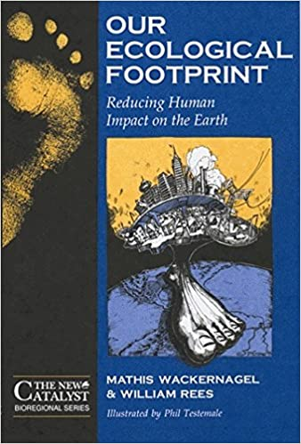 Our Ecological Footprint Reducing Human Impact On The Earth New