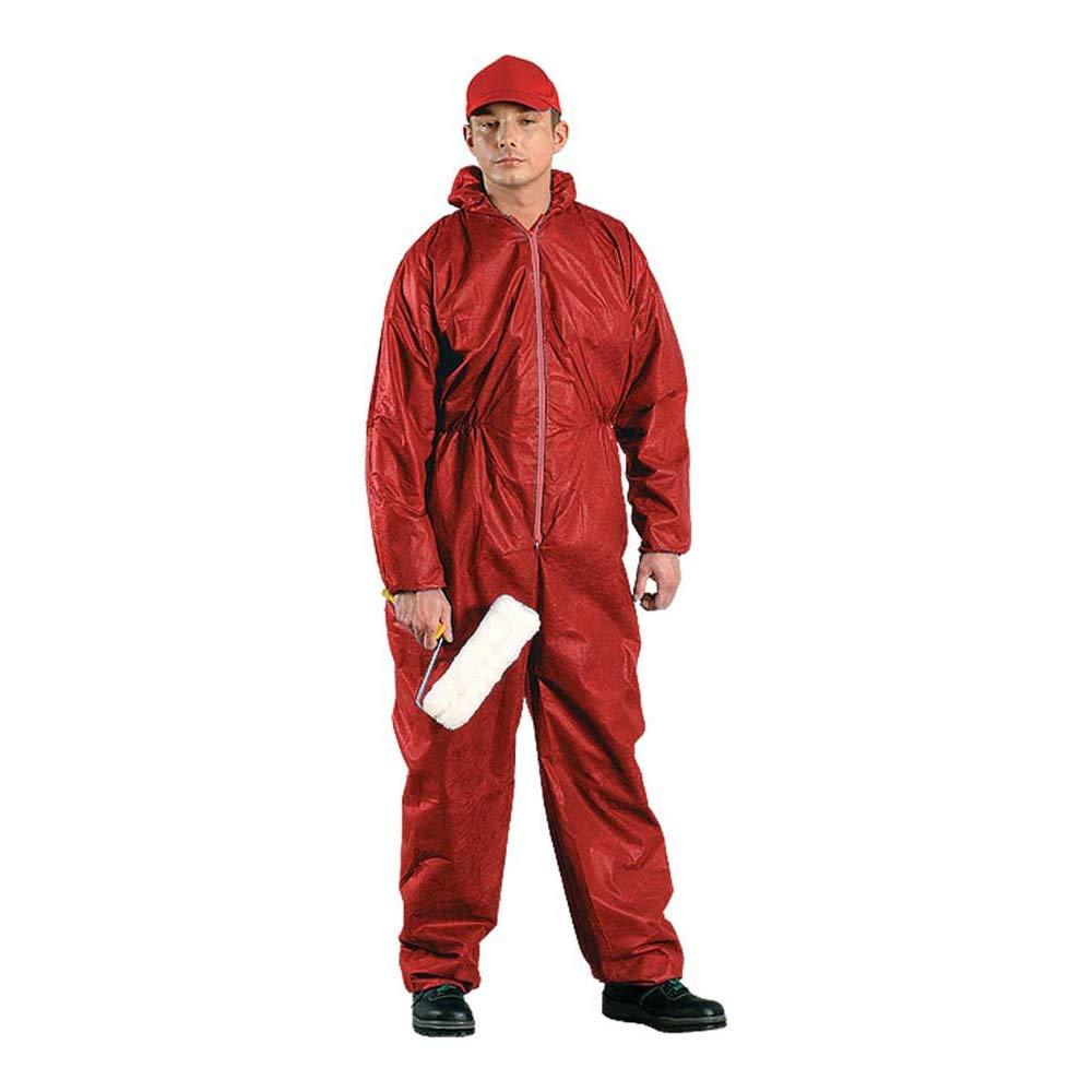 L Gr/ö/ße Reis KOMCL Learn Overall Rot